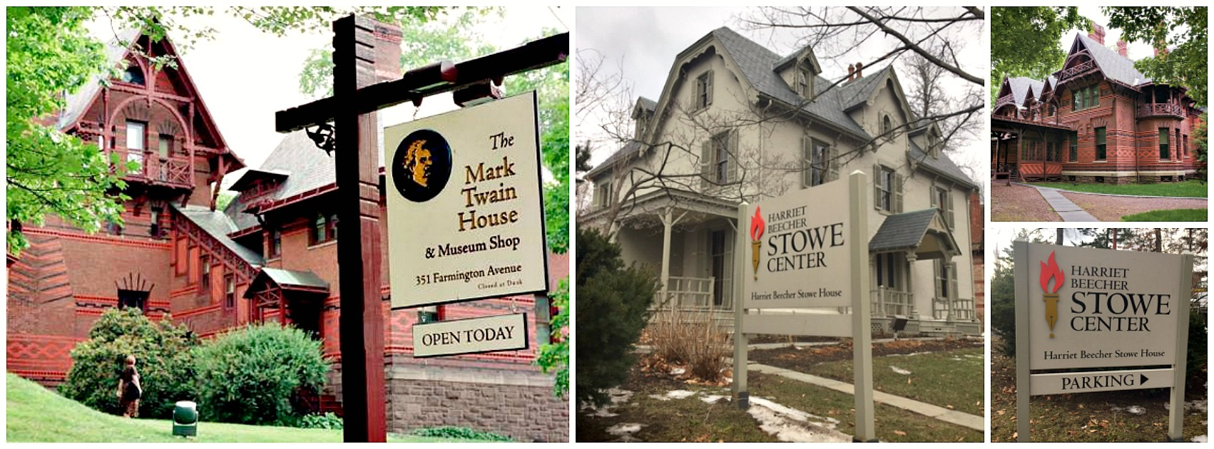job story mark twain house harriet beecher stowe house