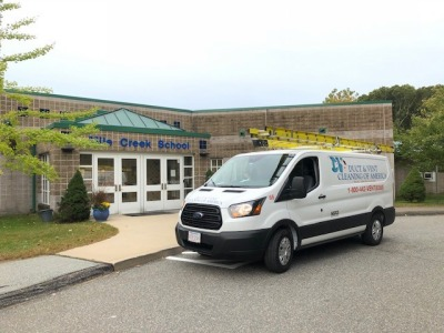 Mile Creek School - School Duct Cleaning - Old Lyme, CT Mile-Creek-School.jpg
