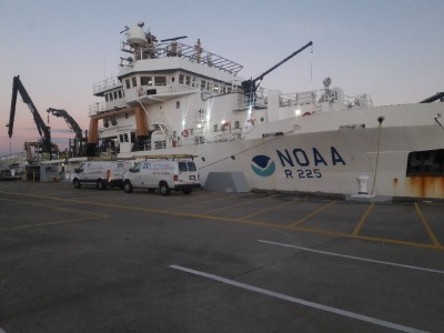 NOAAS Bigelow, Newport Naval Station NOAAS-Bigelow.jpg