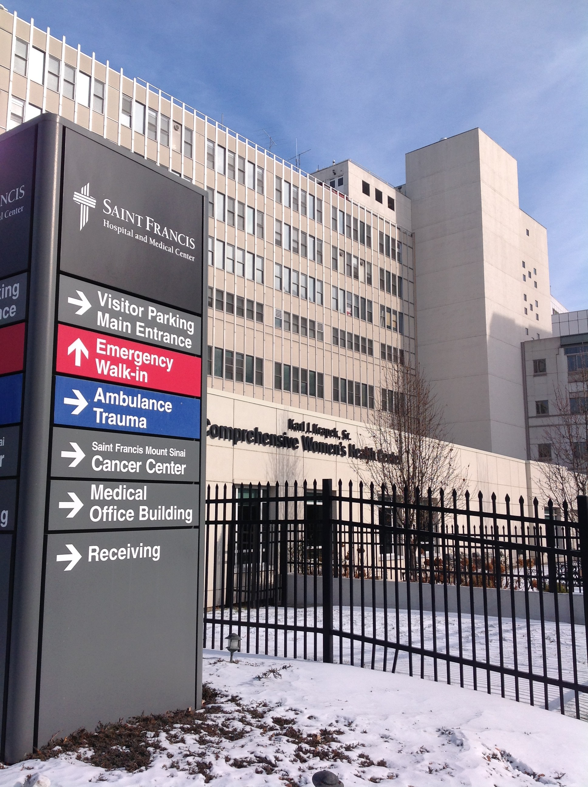 Junkyard Hartford Ct >> St. Francis Hospital